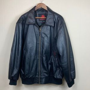 WINCHESTER Genuine Leather Jacket Size L